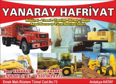 Yanaray Hafriyat