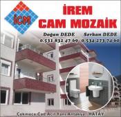 İrem Cam Mozaik