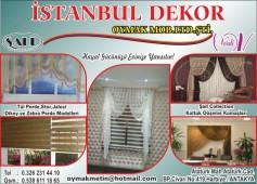 İstanbul Dekor Oymak Mob.Ltd.Şti.