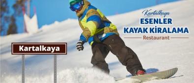 Kartalkaya Esenler Kayak Kiralama Restaurant