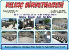 Kılınç Brikethanesi