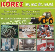 Körez İnşaat Nakliyat Tic.Ltd.Şti.