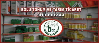 Bolu Tohum ve Tarım Ticaret BTT Peyzaj