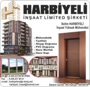 Harbiyeli İnşaat Limited Şirketi