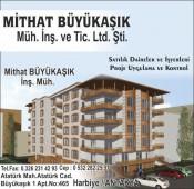 Mithat Büyükaşık Müh. İnş. ve Tic. Ltd. Şti.