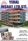 Yeral İnşaat Ltd.Şti.