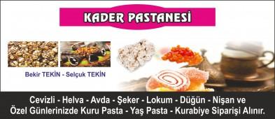 Kader Pastanesi
