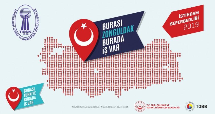 Burası Zonguldak Burada İş Var
