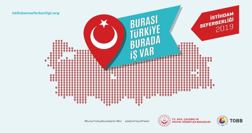 Burası Türkiye Burada İş Var