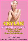 Ceylan Güzellik Salonu & Kuaför