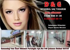 D&G İstanbul Saç Tasarım