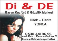 Di & De Bayan Kuaförü & Güzellik Merkezi