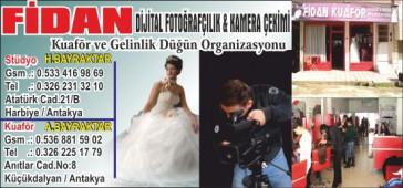Fidan Dijital Fotoğrafçılık & Kamera Çekimi