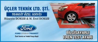 Üçler Teknik Ford Otosan Transit Özel Servis