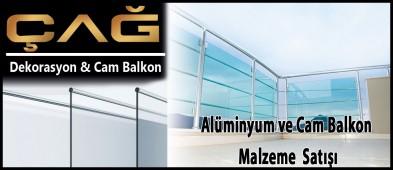 Çağ Dekorasyon Cam Balkon