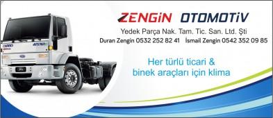 Zengin Otomotiv Yedek Parça klima tamir bakım özel servis osmaniye