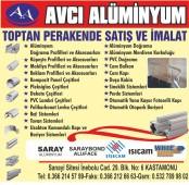 Avcı Alüminyum