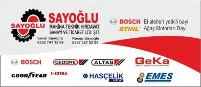 Sayoğlu Makina Teknik Hırdavat