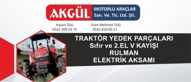Akgül Motorlu Araçlar San. Tic. Ltd. Şti