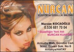 Nurcan Kuaför Ve Güzellik Salonu