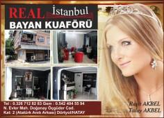 Real İstanbul Bayan Kuaförü