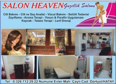 Salon Heaven