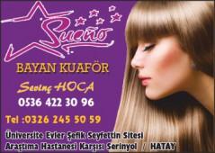 Suena Kuaför
