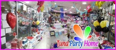 Tuna Party Home