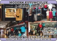 Modern Kuyumculuk & Giyim Ltd.Şti