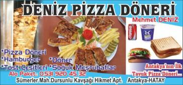 Deniz Pizza Döneri