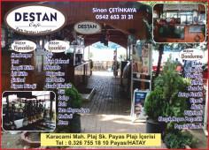 Destan Cafe