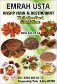 Emrah Usta Kasap Fırını & Restaurant