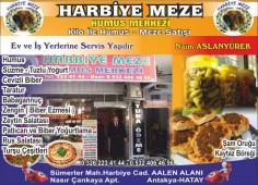 Harbiye Meze