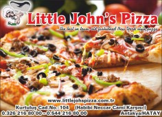 Little John's Pizza