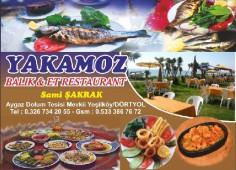Yakamoz Balık & Et Restaurant
