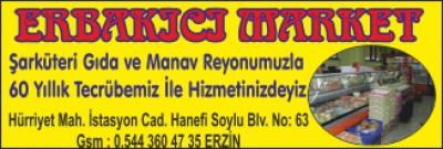 Erbakıcı Market