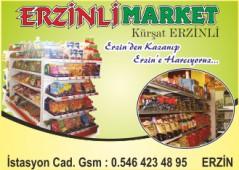 Erzinli Market