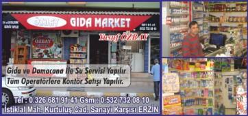 Özbay Gıda Market