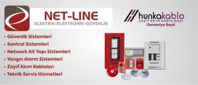 Net-line Elektrik Elektronik Güvenlik