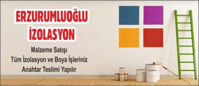 Erzurumluoğlu İzolasyon