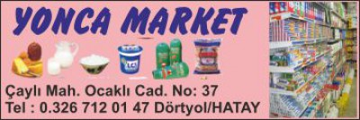 Yonca Market