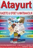 Atayurt Gazete & Ofset & Matbaacılık