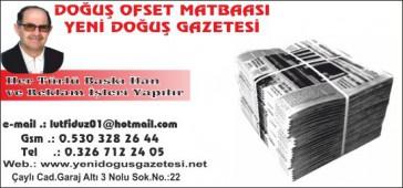 Doğuş Ofset Matbaası Yeni Doğuş Gazetesi