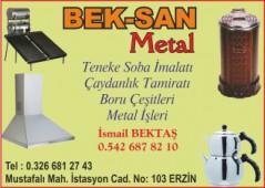 Bek-San Metal