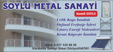 Soylu Metal Sanayii