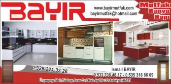 Bayır Mutfak - Banyo - Kapı