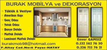 Burak Mobilya & Dekorasyon