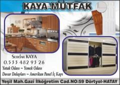 Kaya Mutfak