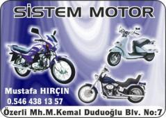 Sistem Motor