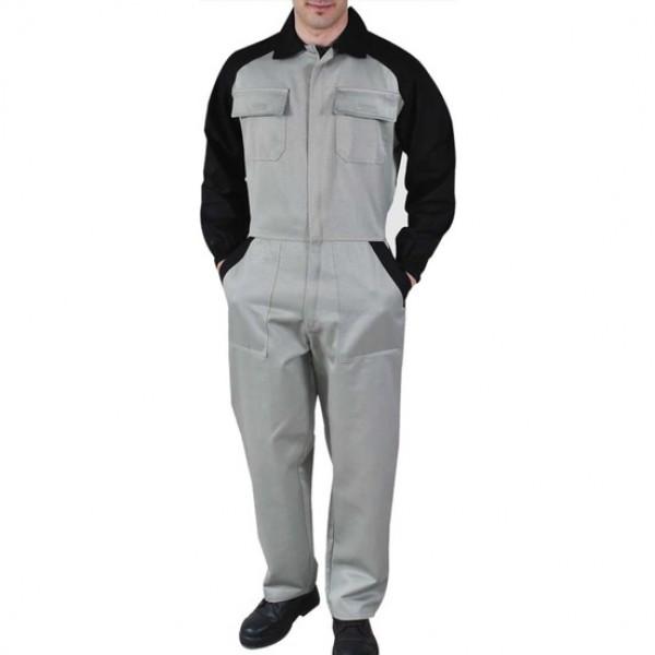 Boy Tulum İş Elbisesi Bej Tulum